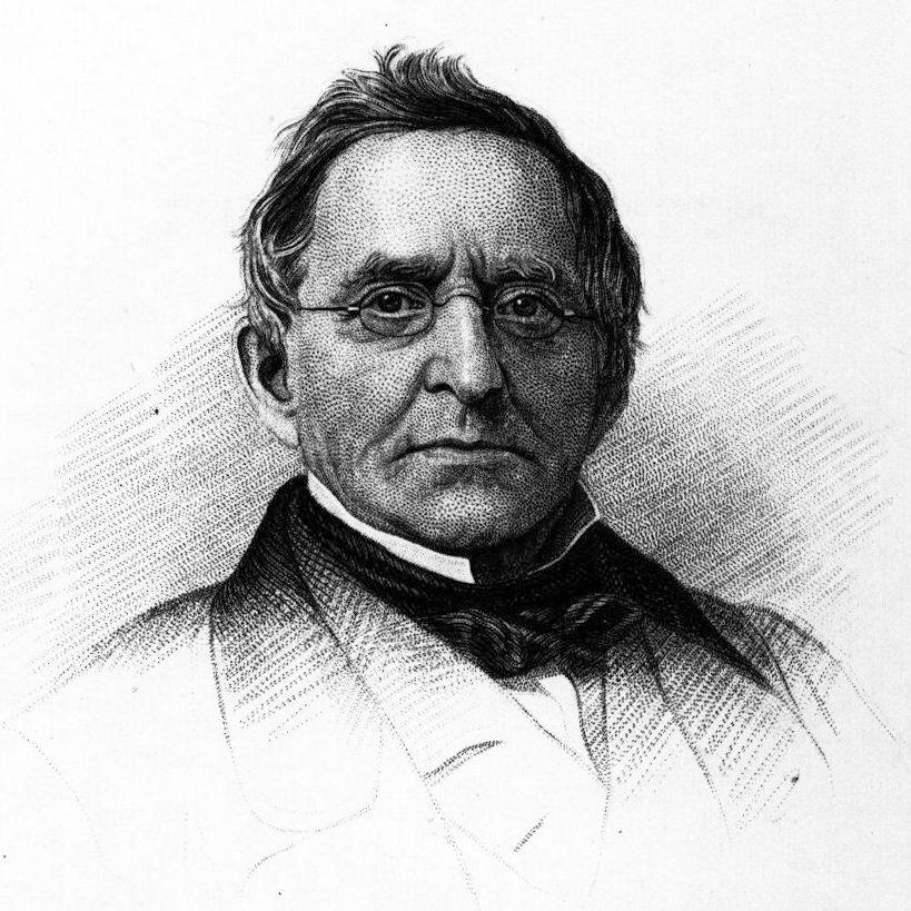 illustration of Matthew Vassar