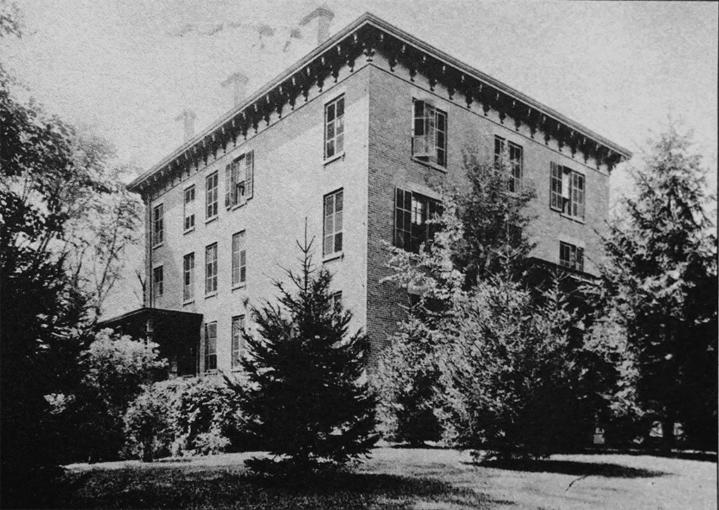vintage photo of the Children's Home