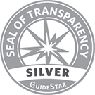 Logo of Guidestar for Silver Seal of Transparency